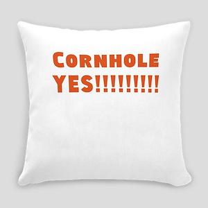 Cornhole YES!!!!!!!! Everyday Pillow