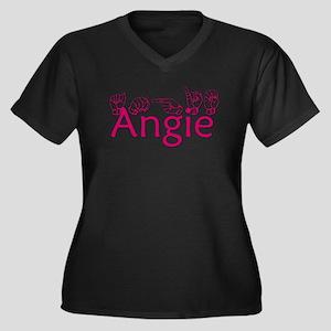 Angie Plus Size T-Shirt