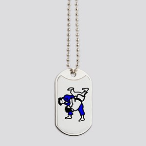 Judo Dog Tags