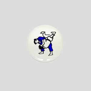 Judo Mini Button