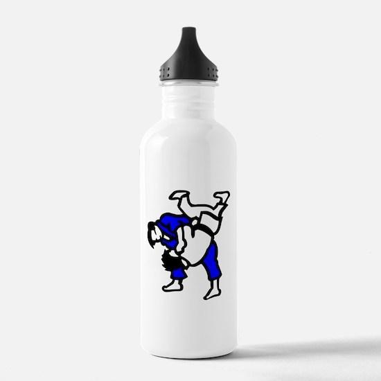 Judo Water Bottle