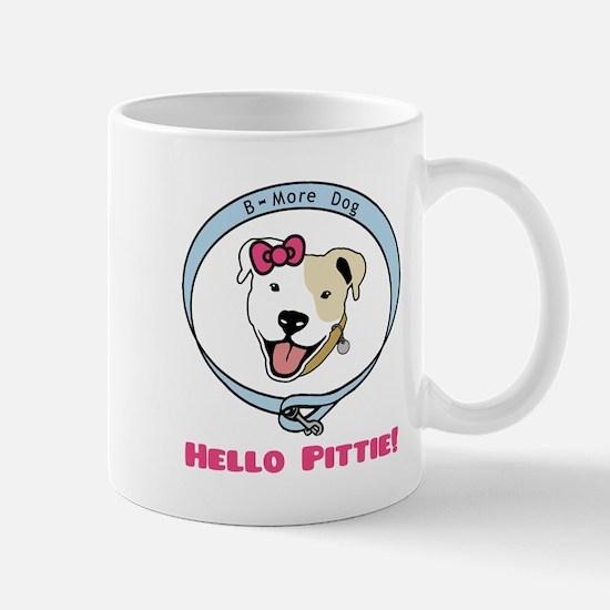 Unique Pittie Mug