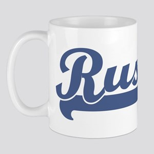 Russell (sport-blue) Mug