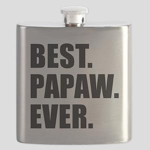 Best Papaw Ever Drinkware Flask
