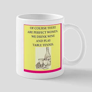 perfect women drink wine Mug