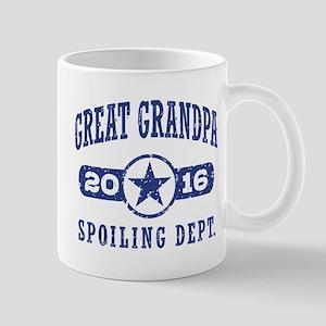 Great Grandpa 2016 Mug Mugs