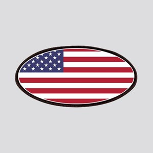 MADE IN USA (w/flag) Patch
