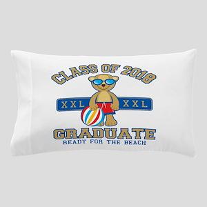 2018 Grad Pillow Case