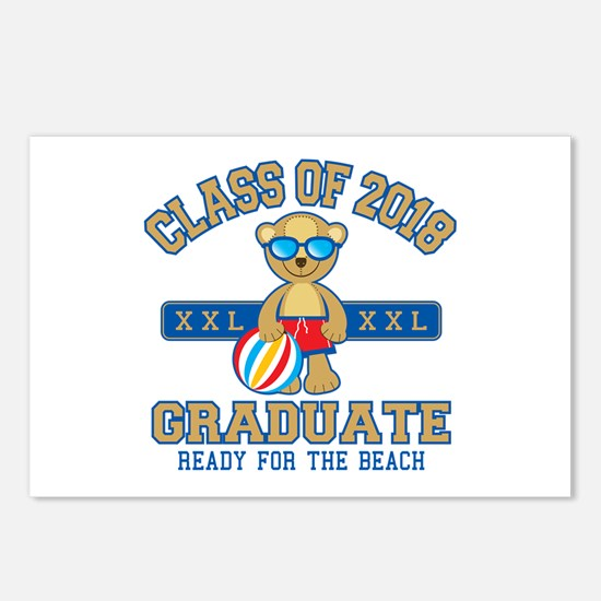 2018 Grad Postcards (Package of 8)