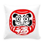 Bodhidharma Everyday Pillow