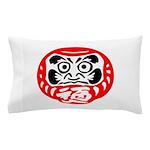 Bodhidharma Pillow Case