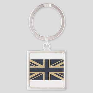 Union Jack Keychains