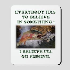 Fishing Mousepad