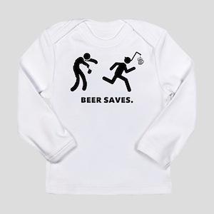 Beer Long Sleeve Infant T-Shirt
