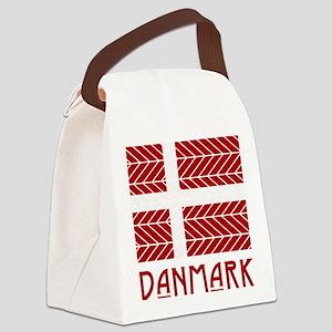 Chevron Danmark Canvas Lunch Bag