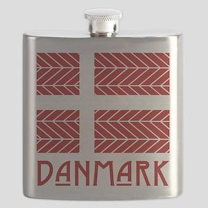 Chevron Danmark Flask