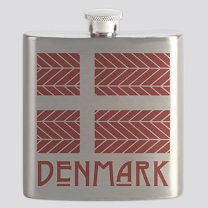 Chevron Denmark Flask