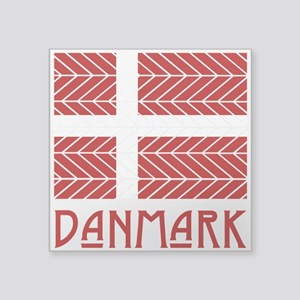 Chevron Danmark Sticker