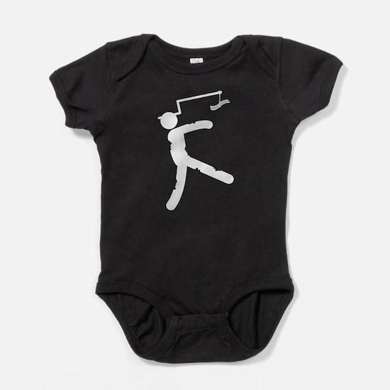 Bacon Baby Bodysuit