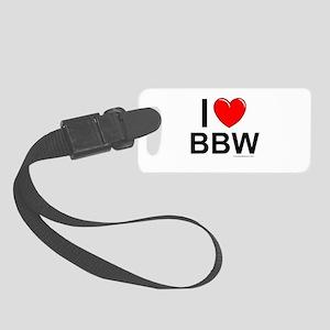 BBW Small Luggage Tag