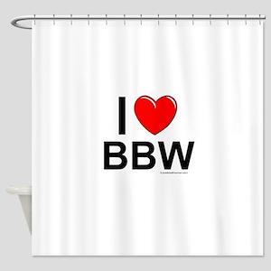 BBW Shower Curtain