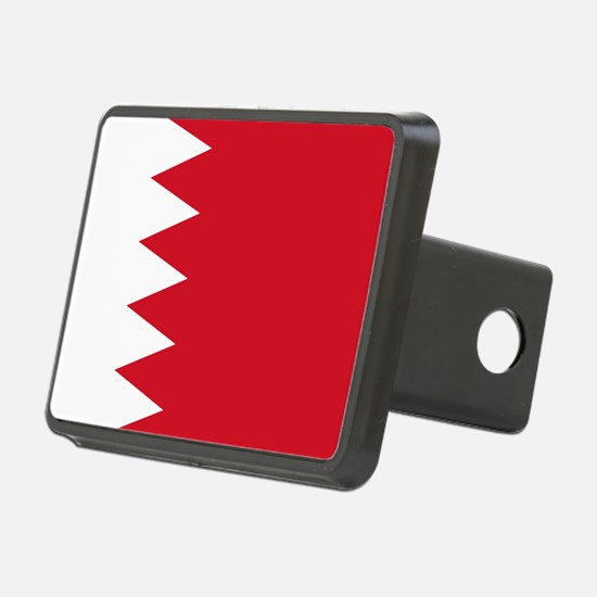 Flag of Bahrain Hitch Cover