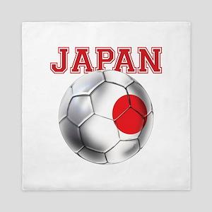 Japan Football Queen Duvet
