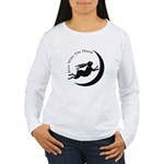 Witch Hare Women's Long Sleeve T-Shirt