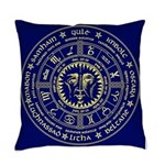 Wheel Of The Year Everyday Pillow