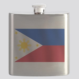 Philippines Flag Flask