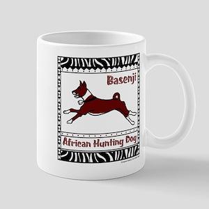 African Basenji Mug