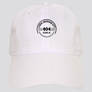 A Real American City Atlanta GA Baseball Cap
