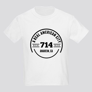 A Real American City Anaheim CA T-Shirt
