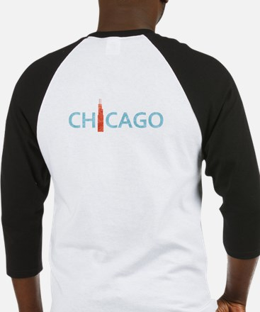 Chicago Flag Baseball Jersey