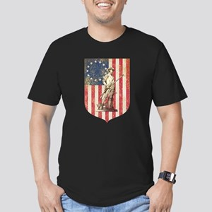 Concord Minuteman, Shield T-Shirt