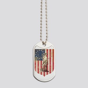 Concord Minuteman, Shield Dog Tags