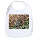 Red Shouldered Camo Bib