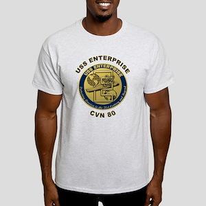USS Enterprise CVN-80 Light T-Shirt