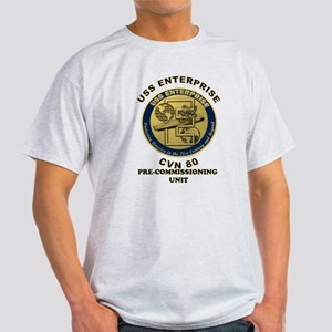 PCU Enterprise Light T-Shirt