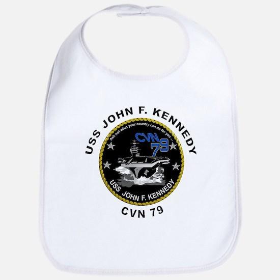 USS John Kennedy CVN-79 Bib