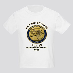 PCU Enterprise Kids Light T-Shirt
