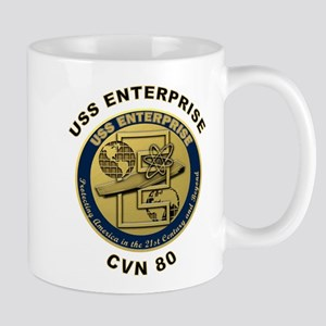 USS Enterprise CVN-8 Mug