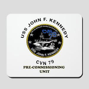 PCU Kennedy Mousepad