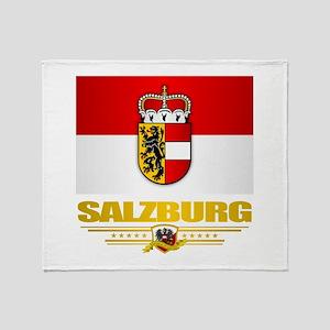 Salzburg Throw Blanket