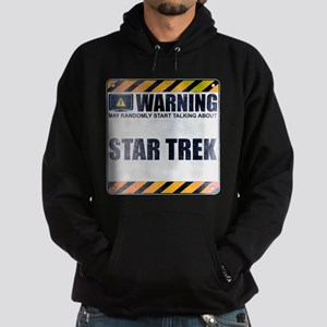 Warning: Star Trek Dark Hoodie