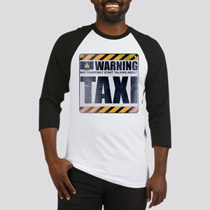 Warning: Taxi Baseball Jersey