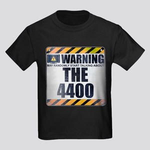 Warning: The 4400 Kids Dark T-Shirt