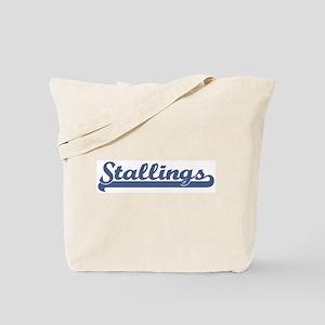Stallings (sport-blue) Tote Bag