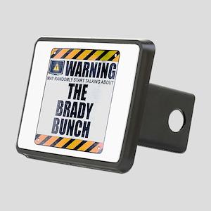 Warning: The Brady Bunch Rectangular Hitch Cover