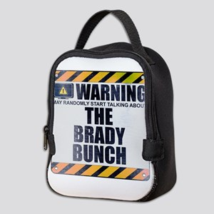 Warning: The Brady Bunch Neoprene Lunch Bag